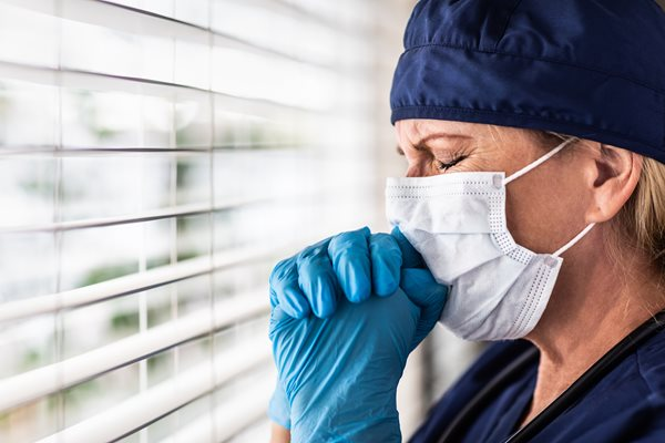 Supporting Healthcare Responders During the Pandemic: Humanitarian Work Perspectives