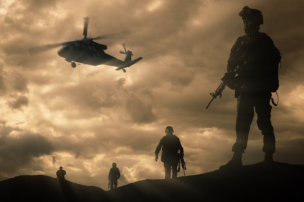 Justice in War Doctrine Predicts which Combat Events will Negatively Affect Service Members